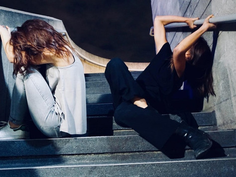 Resolution 2019: Iona Brie / Kayleigh Price Dance / RARE SALT - The Place