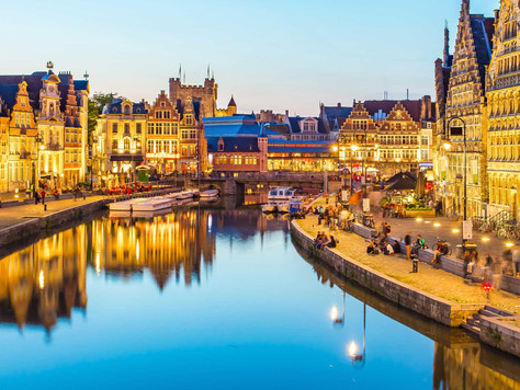 Three Days, Three Cities: A Touch-and-Go Tour of Belgium