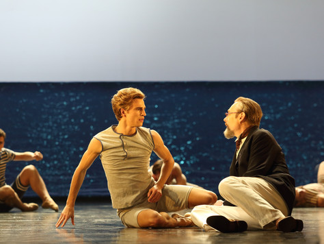 'Death in Venice' - Royal Opera House