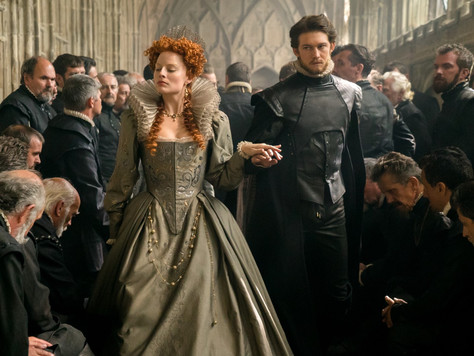 """""""Mary Queen of Scots"""" is Engaging but Not Without Flaws"""