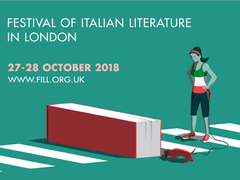 Italy, London-bound: Review of the Festival of Italian Literature in London