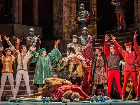 'Romeo and Juliet' - Royal Opera House