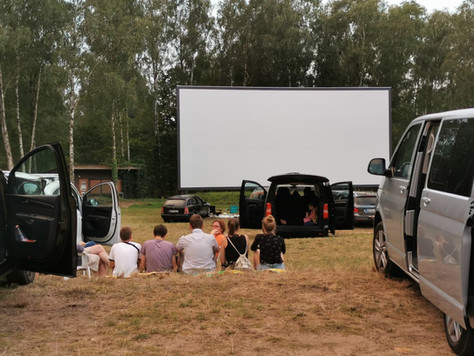 The whimsical world of cinema on wheels