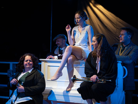 """'Twelfth Night': """"If music be the food of love, play on"""" - OVO Theatre"""