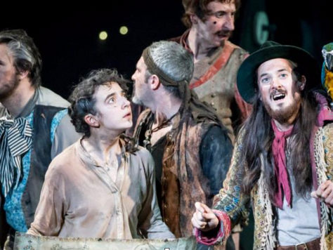 'Treasure Island' at The National Theatre