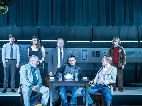 'A Very Expensive Poison': An Overindulgent Portrayal Of Russian Politics