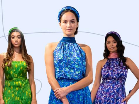 Seasonless Fashion: Isabel Manns - UNDERWATER EDEN
