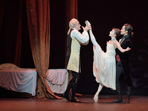 'Manon', English National Ballet - London Coliseum