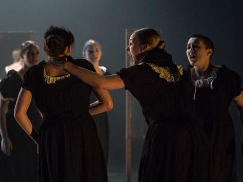 Resolution 2019: Rowena Gander / Christopher Thomas Dance / Company Nil - The Place