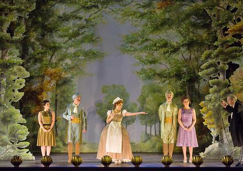 'Così fan tutte' - Royal Opera House