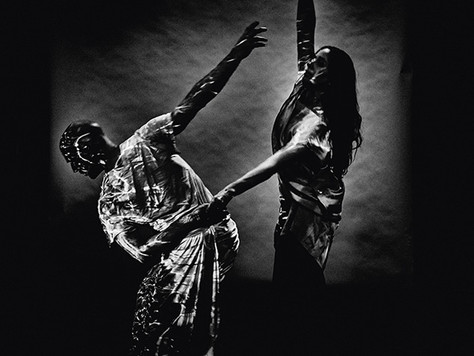 'Silent Lines', Russell Maliphant Dance Company - Sadler's Wells