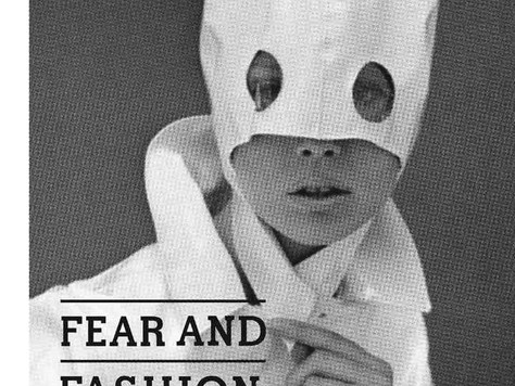 Fear, fashion and design in the Cold War: A Talk with Professor Jane Pavitt – 17.11.19