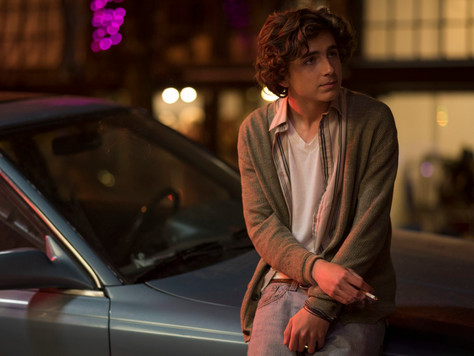 """""""Beautiful Boy"""" Showcases the Surprisingly Magnetic Duo That Are Chalamet and Carrell"""