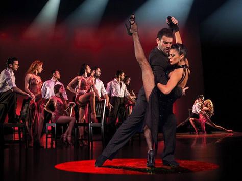 'Tango Fire', German Cornejo - The Peacock Theatre