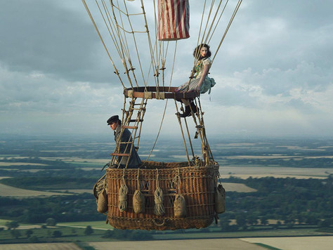 """""""The Aeronauts"""" - A visual spectacle that proves to be an uninspiring watch"""