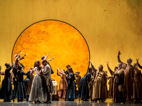 'The Magic Flute' - Royal Opera House