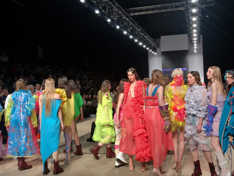Peruvian designer calls for action against femicide during Moscow Fashion Week