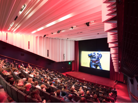 Press Release: Barbican Cinema 1 Reopening September 4th