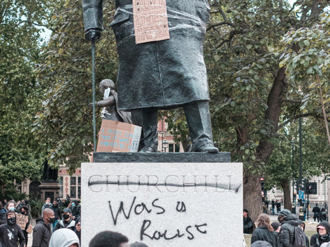 The Defacement of Churchill's Statue Was Justified