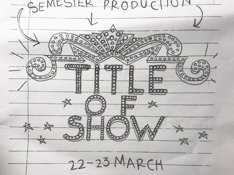 '[title of show]': A Truly Original Musical