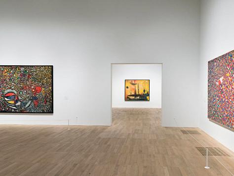 FAHRELNISSA ZEID Exhibition - Tate Modern