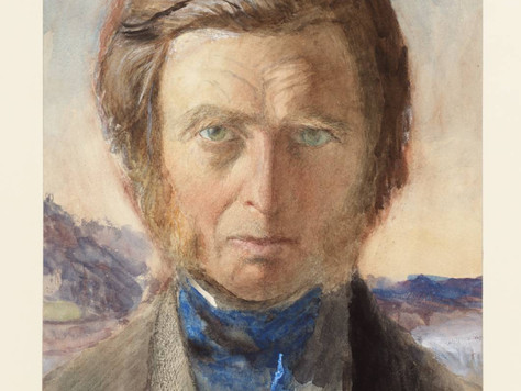 """John Ruskin: """"The Power of Seeing"""" Two Temple Place - Review"""