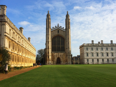 A Cheap and Cheerful Guide to Cambridge