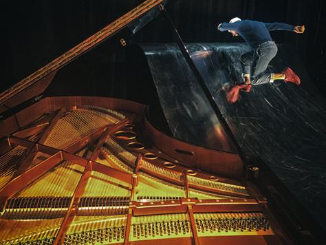 '1mm Au Dessus Du Sol', Breakin' Convention: Presents Yaman Okur - Sadler's Wells