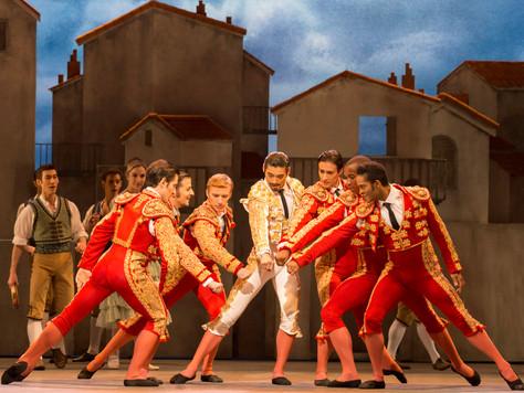 'Don Quixote' - Royal Opera House