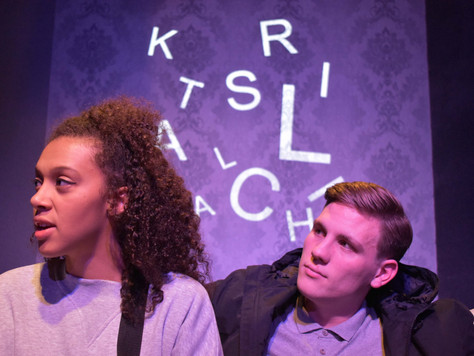 'Germ Free Adolescent': A Must-See Play For Young Adults