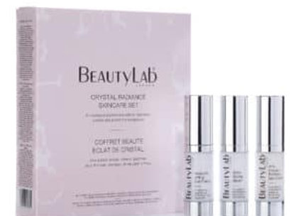 BeautyLab Crystal Radiance Skin Care Set