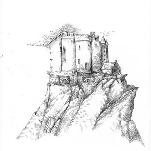 Fantasy book illustration 3