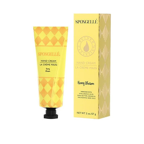 Spongelle Hand Cream Honey Blossom 2oz
