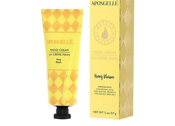 Spongelle Hand Cream Honey Blossom 2oz