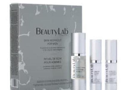 BeautyLab Skin Workout For Men Skin Care Set