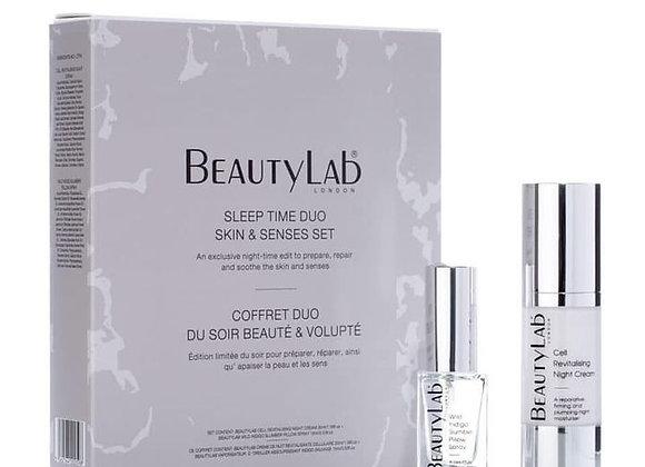 BeautyLab Sleep Time Duo Skin & Senses Set
