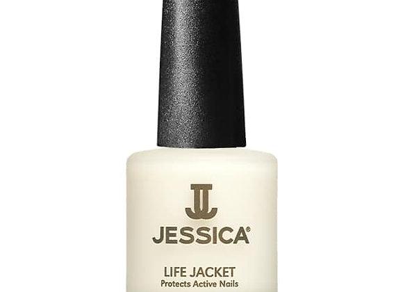 Jessica Nails Life Jacket