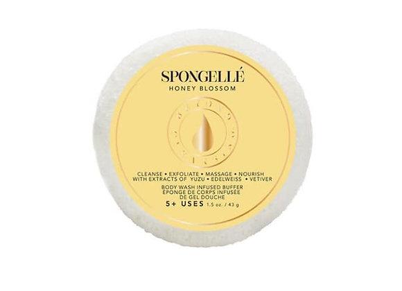 Spongelle Body Wash Infused Spongette Honey Blossom