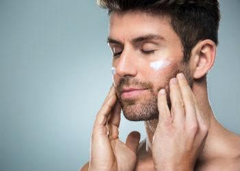 Male Skin Characteristics