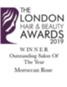 Only went and WON ! 🏆__London Hair and