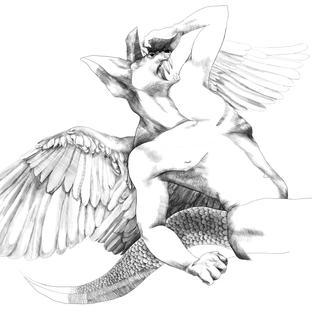 Fantasy book illustration 6