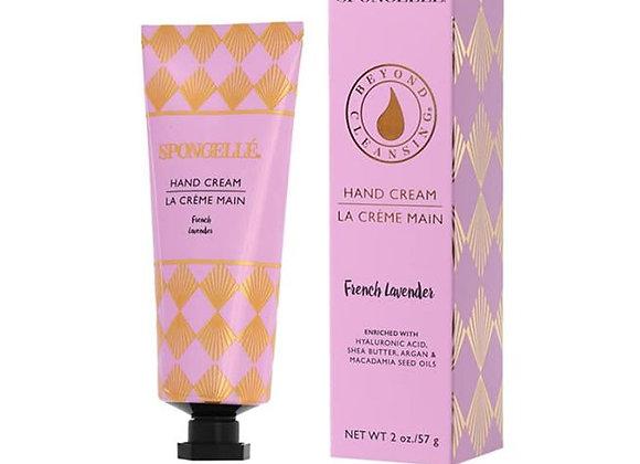 Spongelle Hand Cream French Lavender 2oz