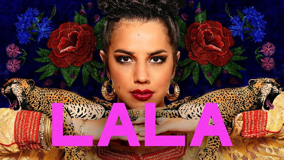 LALA Album Cover