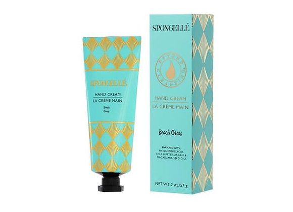Spongelle Hand Cream Beach Grass 2oz