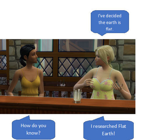 Flat Earth Sims for kindle.jpg