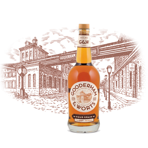 Gooderham & Worts whisky