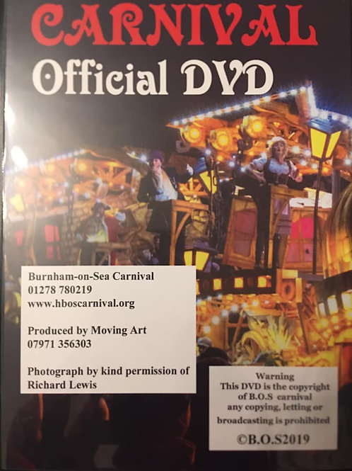 2019 DVD