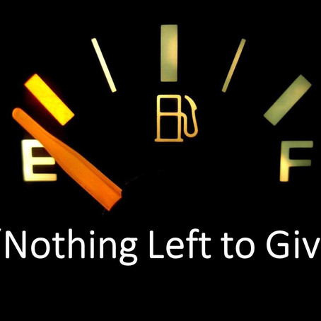 Nothing Left to Give - Acts 20:20