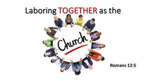 Laboring Together as the Church