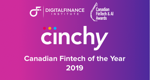 Winner: 2019 Fintech Company of the Year for Data Fabric technology